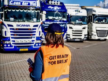 Niks coronacrisis, in de Rotterdamse haven zijn ze bang voor een personeelstekort door de brexit