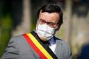 Willy Demeyer (PS), sinds 1999 burgemeester van Luik.