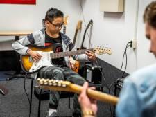 Vreugde bij leerlingen én docenten: popschool Key4Music is weer open