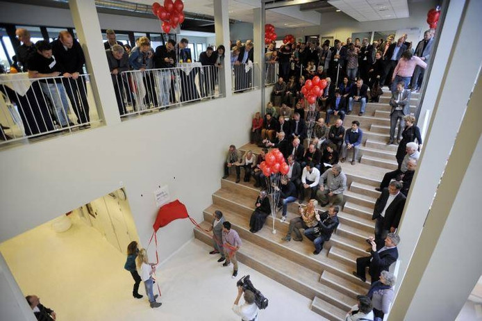 reeshof college officieel geopend | tilburg | bd.nl