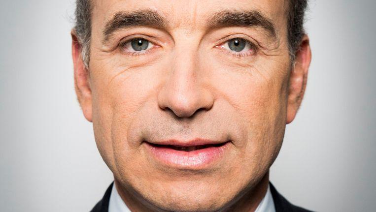 Jean-François Copé: kan de 'outsider' het waarmaken? Beeld Photo News