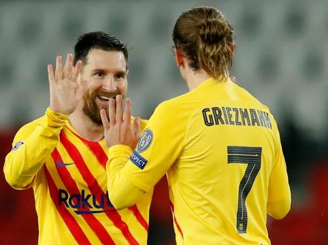 Het glimlachje is weer vaker een brede grijns. Maar volstaat herwonnen plezier om Messi in Barcelona te houden?