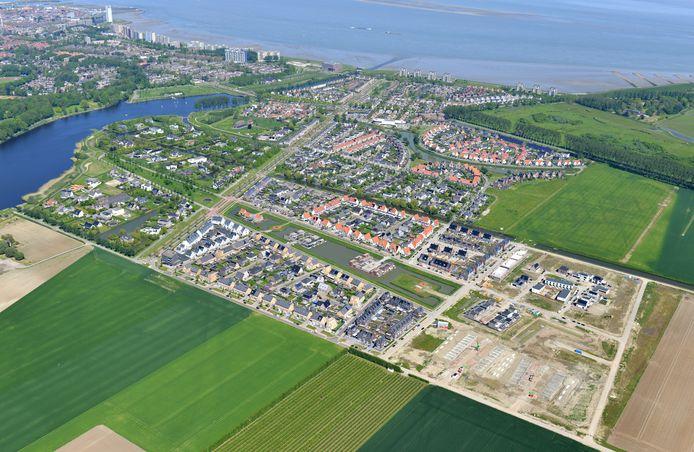 Nieuwbouwwijk Othene aan de oostkant van Terneuzen groeit de laatste jaren als kool.