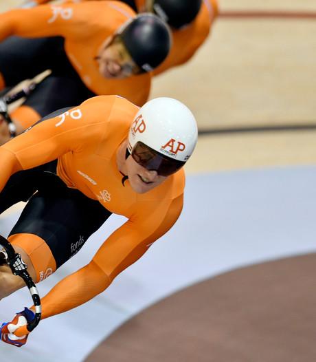Hoogland naar laatste vier EK baanwielrennen in Berlijn