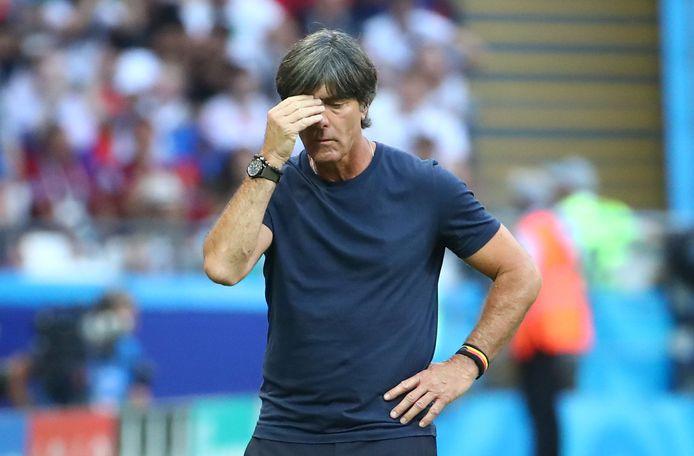 Het dieptepunt: de roemloze aftocht op het WK van 2018.