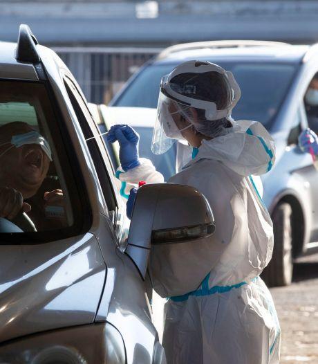 Waarom het aantal besmettingen in Italië wel stabiel blijft