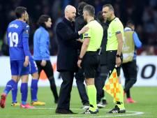 Ten Hag na uitschakeling: 'Getafe deed alles om voetbal onmogelijk te maken'
