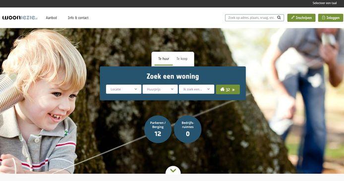 Wooniezie, de site waar woningzoekenden terechtkunnen voor een sociale huurwoning in de regio Eindhoven-Helmond.