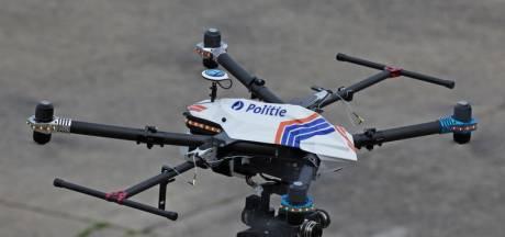 La police prête à utiliser des drones en Flandre pour faire respecter les mesures