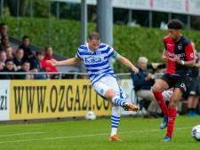 De Graafschap stelt teleur in oefenduel bij De Treffers; Robbemond spreekt van 'nuttige avond'