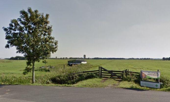Het nieuwe terrein moet tussen de Bisschopsweg en de A1 komen.