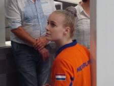 Lisa Kruger uit Harderwijk op vijf afstanden naar WK parazwemmen in Londen