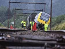 La remise en service du trafic ferroviaire durera jusqu'au 30 août
