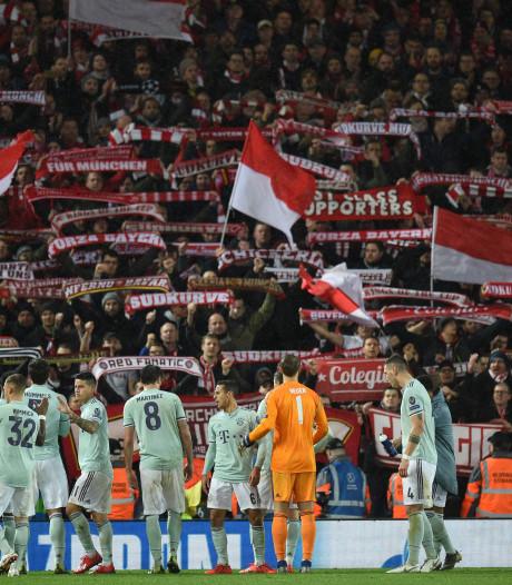 Bayern München overleeft avondje Anfield