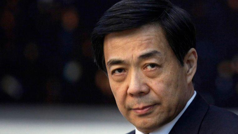 Bo Xilai Beeld REUTERS