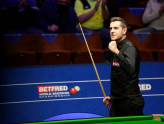 """Selby en Murphy strijden om wereldtitel snooker: """"Weer eens in de finale staan, geeft een ongelooflijk gevoel"""""""