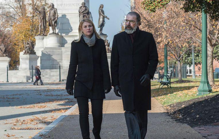 'Homeland' Beeld Netflix