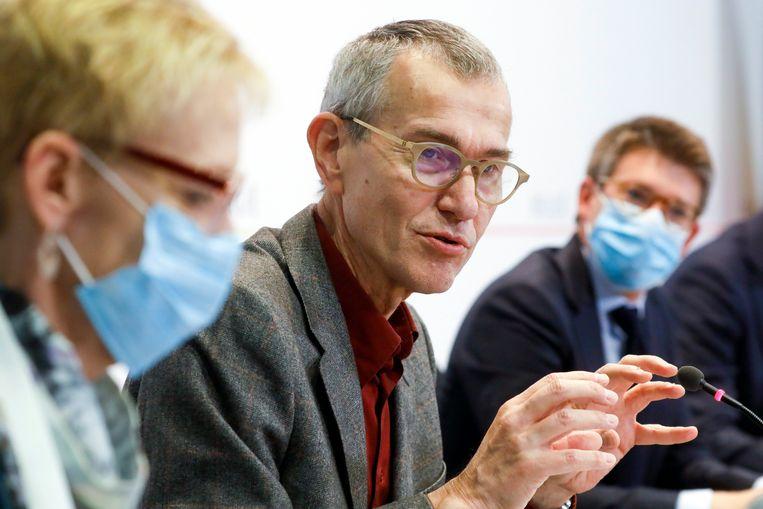 Het instrument moet grondig herdacht worden, vindt minister van Volksgezondheid Frank Vandenbroucke (sp.a). Beeld Photo News