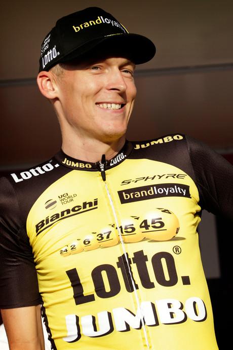Gesink jaagt op etappes in Tour met steun van Roglic en Van Emden