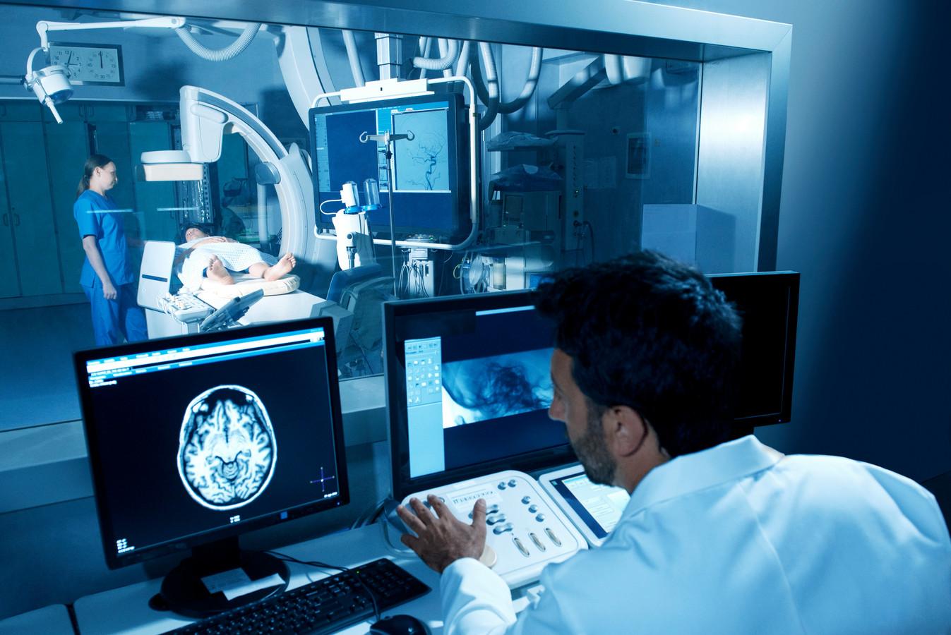 Hersenonderzoek. Foto ter illustratie.