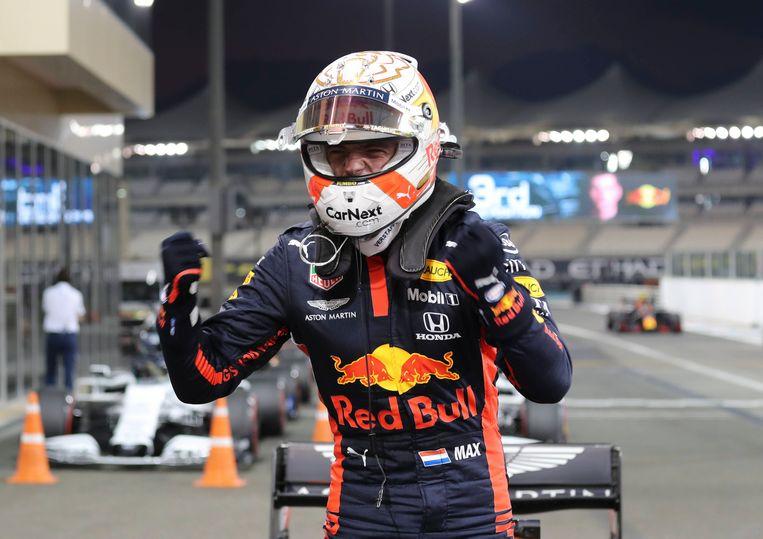 De kopman van Red Bull sloot zijn zesde seizoen in de Formule 1 af met 214 punten, waarmee hij opnieuw als derde eindigde in de WK-stand.  Beeld Imago Sportfotodienst/ANP