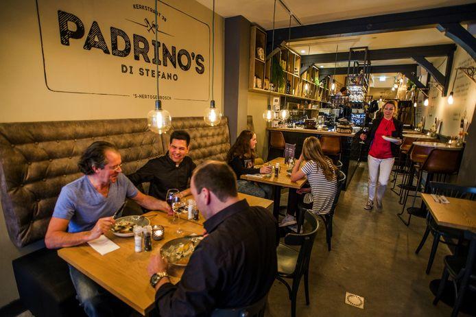 Padrino's in Den Bosch.