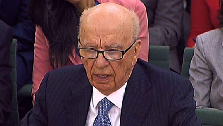 Rupert Murdoch Beeld