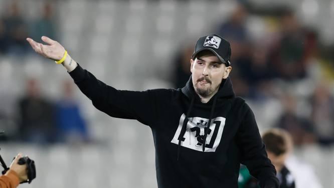 Emotionele avond bij Cercle Brugge: doelman die vecht tegen leukemie verzorgt aftrap