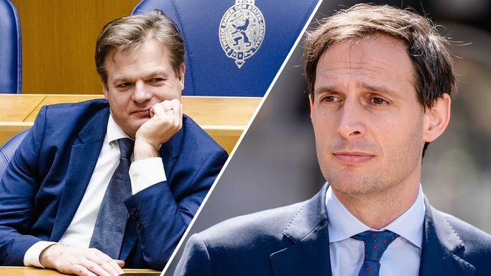 De crisis in het CDA heeft door het vertrek van stemmenkanon Pieter Omtzigt een dieptepunt bereikt.