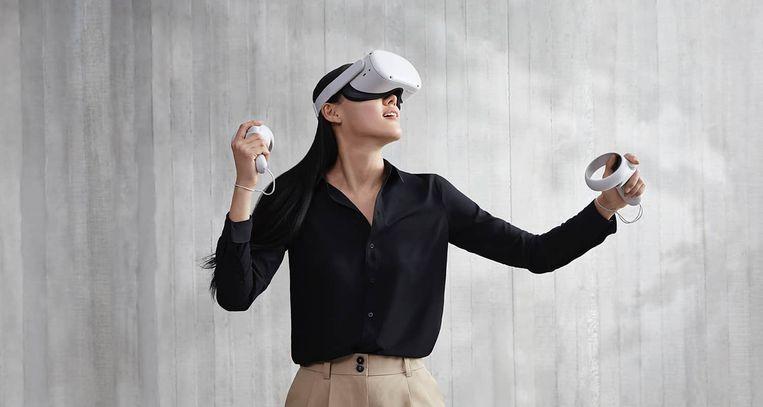 De Oculus Quest 2. Beeld Oculus