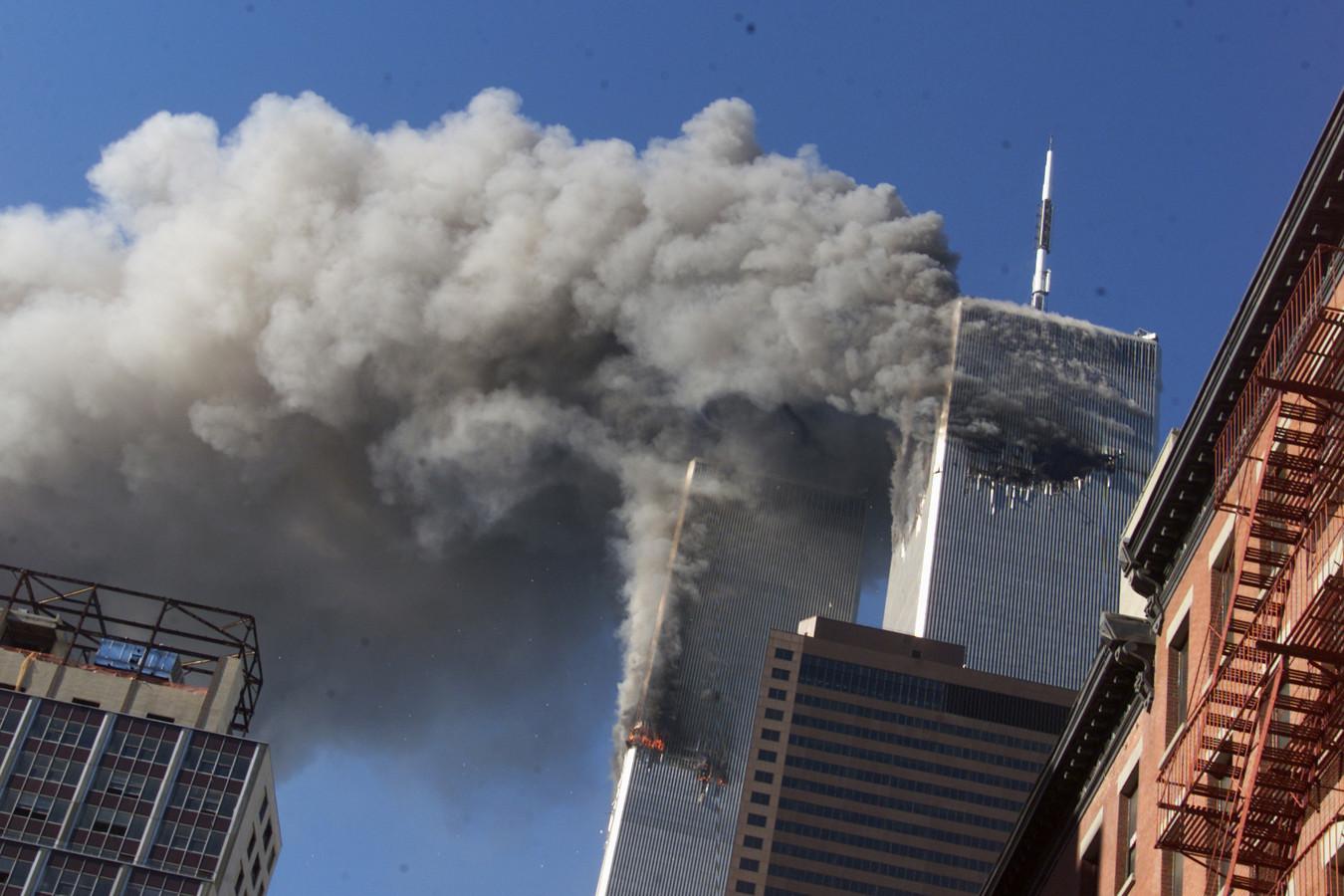 De terreuraanslagen van 11 september 2001 haalde Trump aan als motivatie voor zijn moslimban. Alleen: geen enkele van de aanslagplegers kwam uit een van de zeven door Trump geviseerde landen.