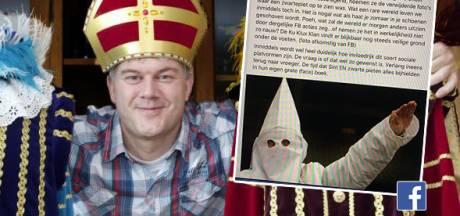 Facebook verwijdert na Sint-foto's ook 'schadelijk' Stentor-bericht dat Sander uit Nunspeet deelde
