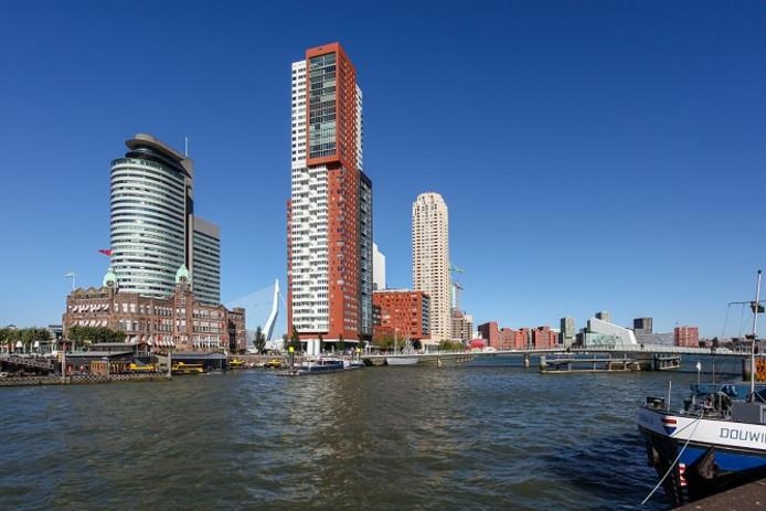 De Montevideo biedt een indrukwekkend uitzicht aan de bewoners.