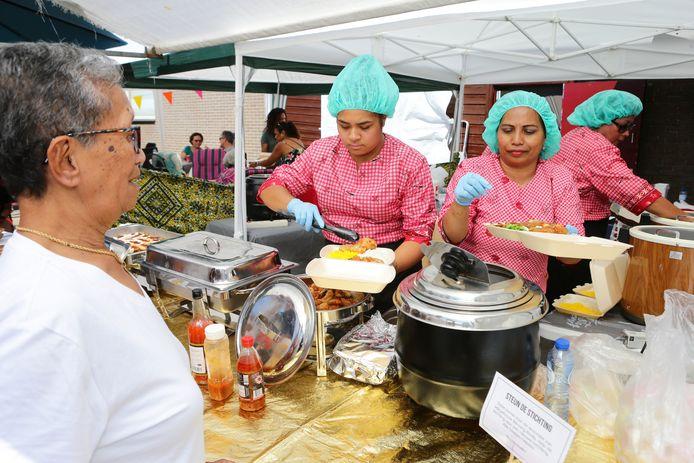 Een eerdere editie van de Pasar Malam in Leerdam.