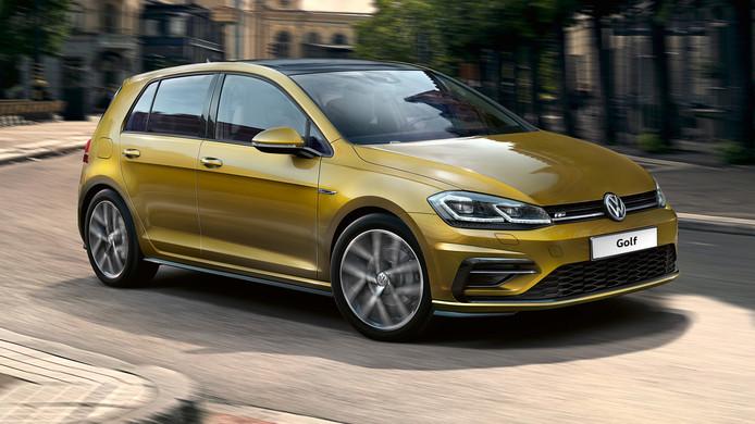 Volkswagen is de enige Europese autofabrikant die wist door te dringen tot de top 10 van meest verkochte auto's ter wereld