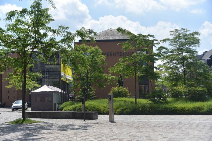 Gemeentehuis Merelbeke