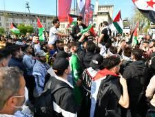 Gemist? Meszwaaier in de Mall en grimmig protest bij Israëlische ambassade