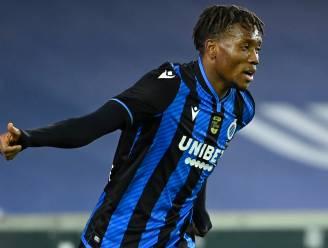 Gouden wissel: Okereke bevrijdt Club Brugge tegen STVV, blauw-zwart is opnieuw leider