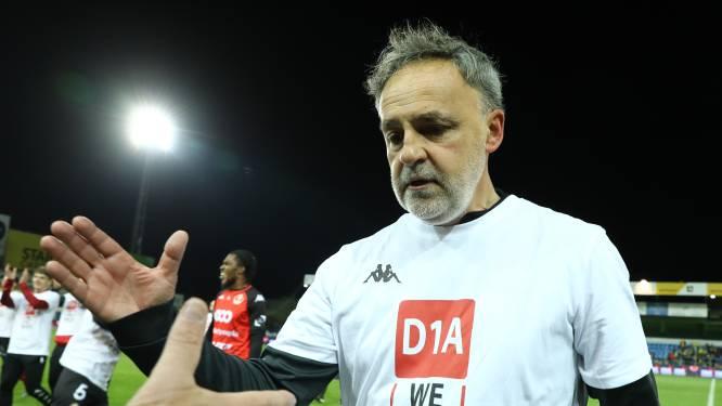 AA Gent wil samenwerken met academie van Emilio Ferrera, die ontkent dat hij assistent van Vanhaezebrouck wordt