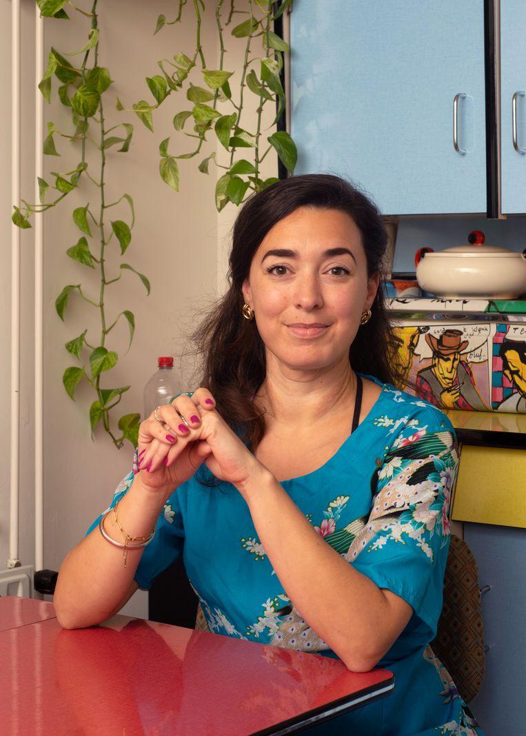 Eliza Perez. Beeld Michiel Van Nieuwkerk