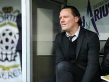 Sporting Lokeren van voormalig NAC-coach Stijn Vreven failliet