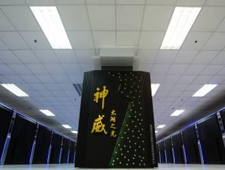 Krachtigste supercomputer ter wereld is volledig 'made in China'