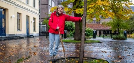 Deze verborgen oase in de Utrechtse binnenstad is in verval geraakt en dit is wat Lies (66) daar aan gaat doen