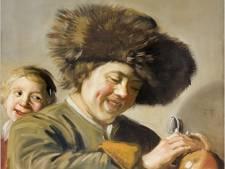 En wéér is schilderij 'Twee lachende jongens' van Frans Hals gestolen