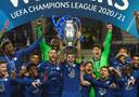 Chelsea remporte sa deuxième Ligue des Champions.