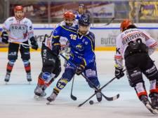 IJshockeyer Kevin Bruijsten speelt zijn thuisduels eindelijk weer in Nederland