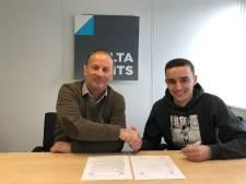 Goes haalt jonge verdediger van FC Dordrecht