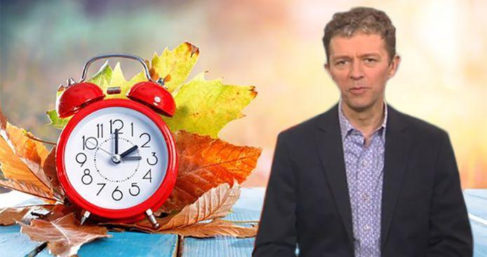 In de nacht van 28 op 29 oktober schakelen we over van zomertijd op wintertijd: drie uur wordt twee uur.