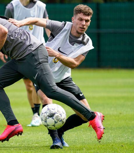 FC Den Bosch wil Roy Kuijpers huren van Vitesse