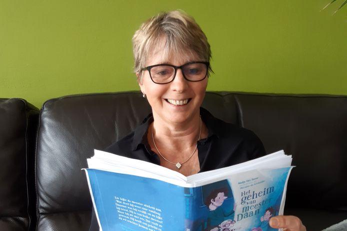 Nadja Van Sever leest gratis online voor